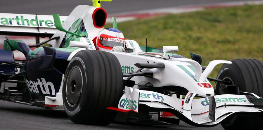 Barrichello talk surprises AGR