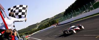 European Le Mans Peugeot shows muscle at Spa-Francorchamps