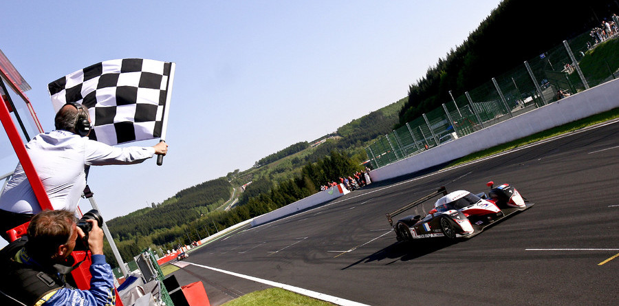 Peugeot shows muscle at Spa-Francorchamps