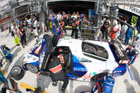 Larbre returns to GT1 competition with Saleen