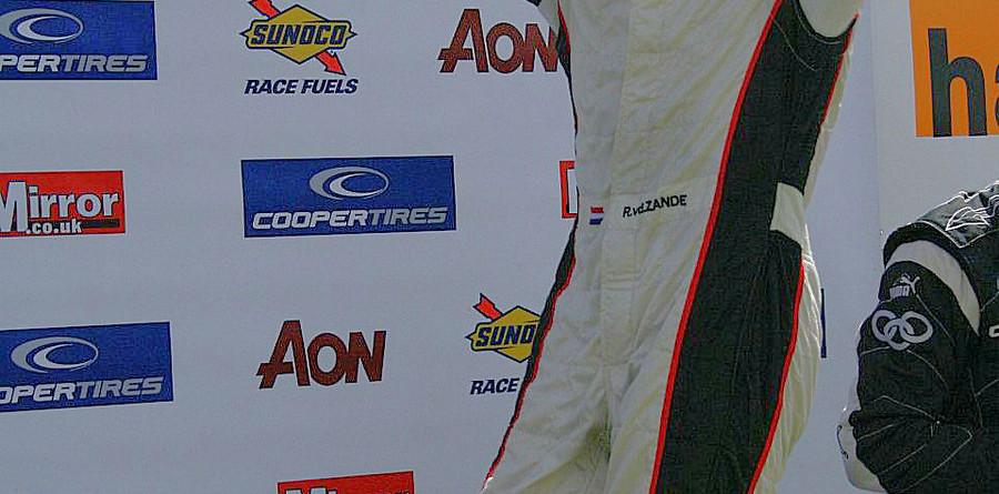 Easy win for Van Der Zande at Snetterton