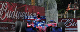 IndyCar Matos leads Toronto Friday practice