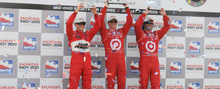 IndyCar Franchitti primed for Homestead title showdown