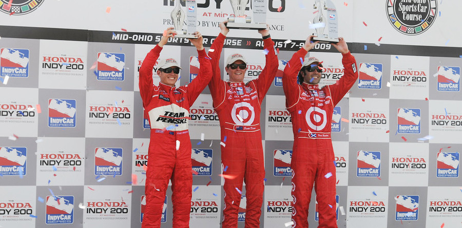 Franchitti primed for Homestead title showdown