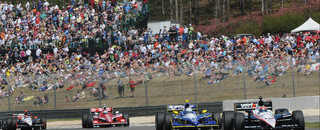 ALMS Ingram's Flat Spot On: IndyCar looking up down South