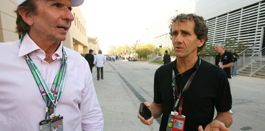 Formula One: On and off track - week 16