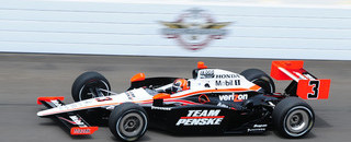 IndyCar Castroneves on top for Indy 500's Fast Friday