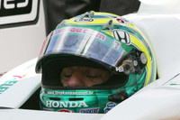 Kanaan takes second strike in Sunday Indy practice