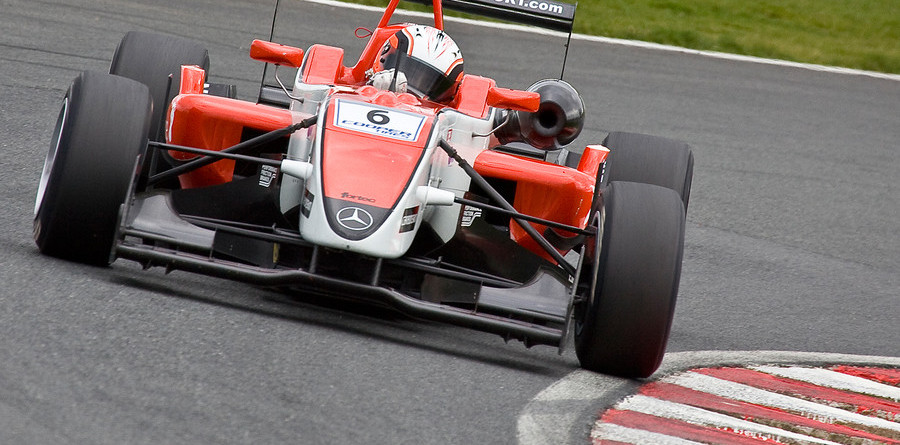Webb edges ahead with second Magny-Cours win