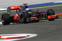 McLaren dominates Friday practice in Turkey