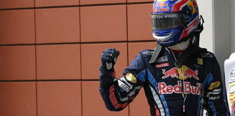 Webber takes third qualifying in Turkey