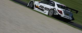 DTM di Resta scores Lausitz pole for Mercedes-Benz