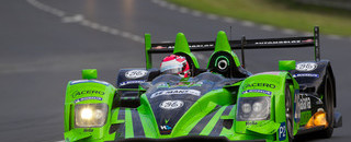 Le Mans Highcroft moves to LMP2 provisional pole