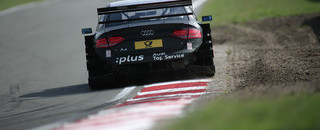 DTM Scheider romps to Zandvoort pole position