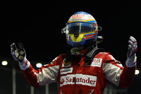 Webber still has title lead after Singapore