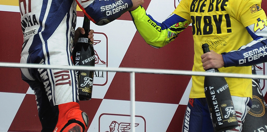 Lorenzo's jewel in the crown: Valencia victory