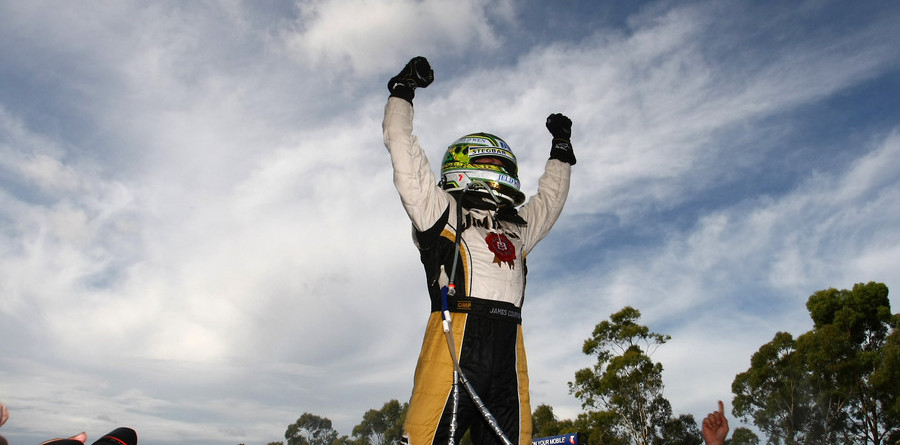 Courtney crowned Champion in Sydney