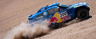 Dakar Six stages in the book, now a day to rest