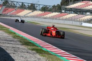 Zunächst nur im britischen TV: Formel-1-Tests werden live übertragen