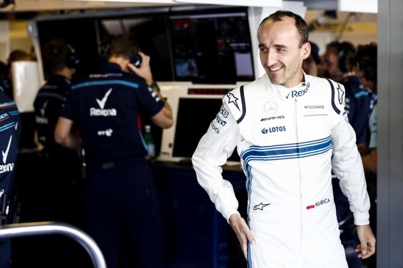 Lowe: Robert Kubica hat vor einem Jahr