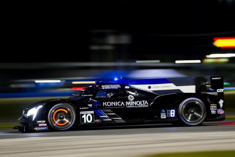 Fernando Alonso mit brillantem Stint in der Daytona-Nacht
