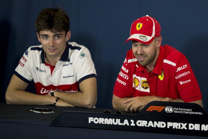 Zanardi: Charles Leclerc als Weckruf für Sebastian Vettel