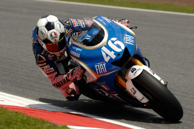 Valentino Rossi hofft: Yamaha 2019 in den Inter-Mailand-Farben Schwarz & Blau