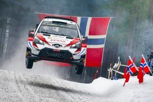 WRC Rallye Schweden 2019: Deutliche Führung für Ott Tänak