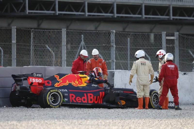 Red Bull: Testunfall von Pierre Gasly ist