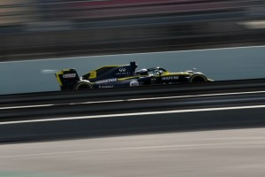 Renault beruhigt seine Fahrer: DRS-Defekt