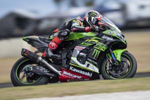 Kawasaki: Nur 0,141 Sekunden trennen Jonathan Rea und Leon Haslam