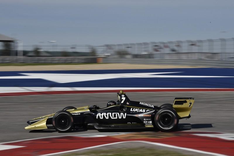Nach Austin-Test: Ericsson vergleicht IndyCar und Formel 1