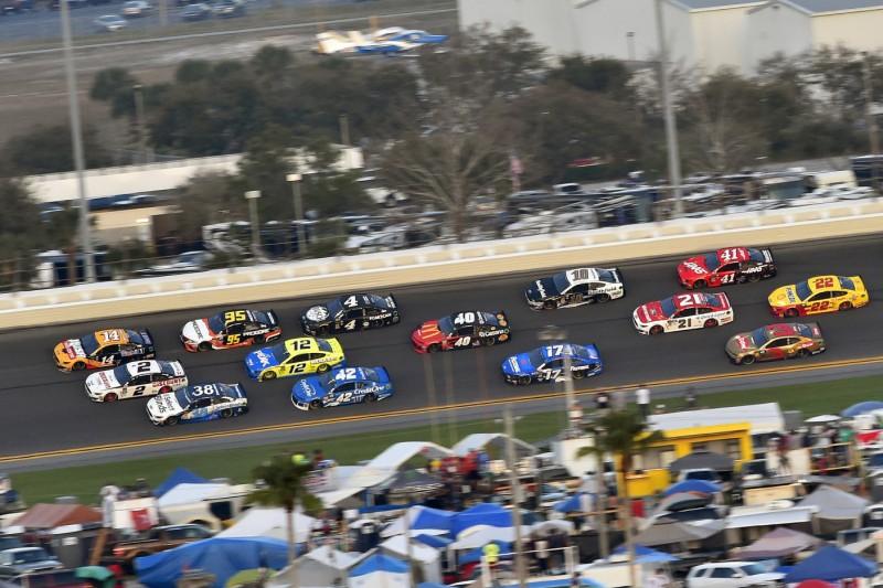 NASCAR-Gen7-Entwicklung: