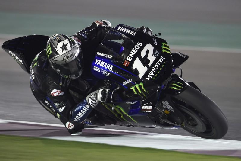 Yamaha: Vinales weiterhin optimistisch, Topspeed-Nachteil besorgt Rossi