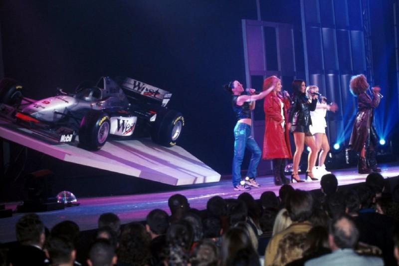 Fade Launches: Fährt Mercedes bald wieder die Spice-Girls-Schiene?