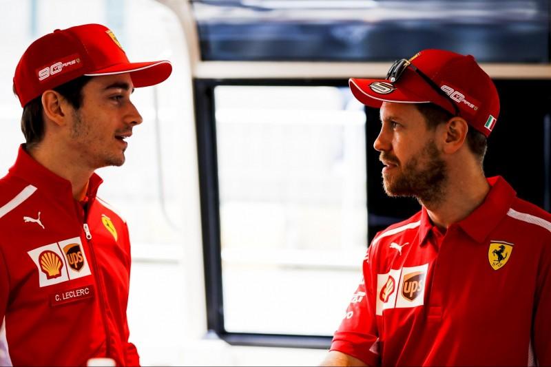 Leclerc sieht Nummer-2-Status kämpferisch: