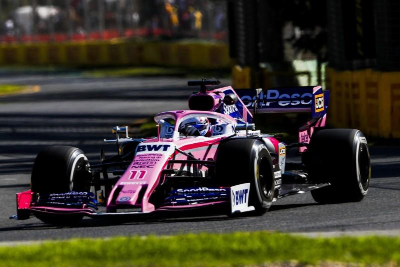 Perez: Racing Point auf dem Boden der Tatsachen angekommen