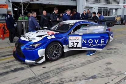 24h Nürburgring: So umgeht Lexus das Drei-Rennen-Problem