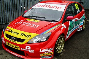 BTCC Airwaves and Redstone become partners