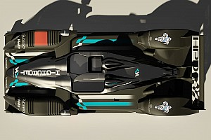 ALMS Highcroft Racing unveiled 2011 LMP1 contender