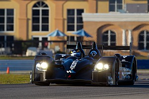 ALMS Highcroft Racing test notes 2011-03-14