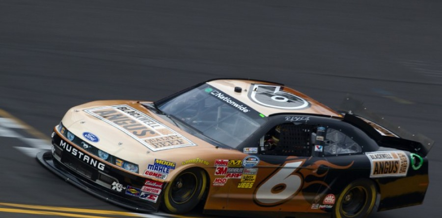 Roush seeks first win for new Nationwide car