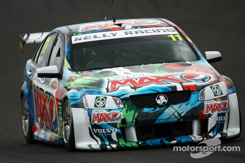 Kelly Racing Adelaide preview