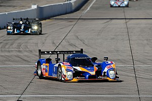 ALMS Team ORECA-Matmut hour 6 report