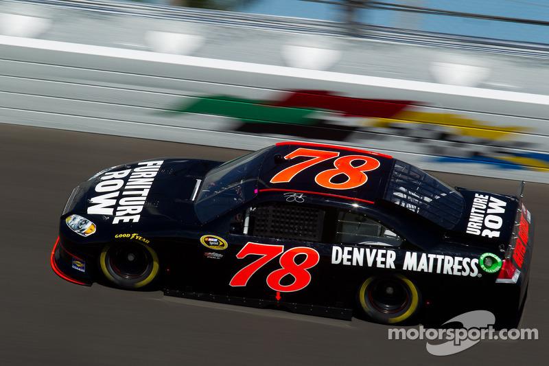 Regan Smith race report