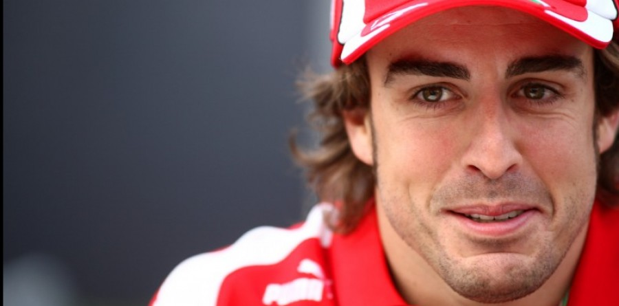Alonso says 'Not many' faster than Massa