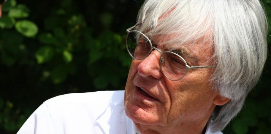 Ecclestone not in New York for F1 race talks