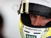 Tyre fears subside as Sutil says two-stops possible
