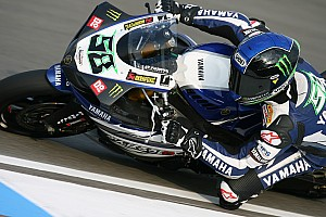 World Superbike Yamaha event summary