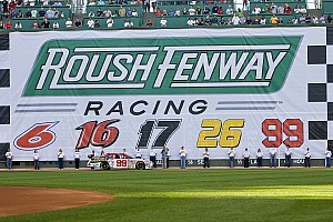 NASCAR Cup Roush Fenway Racing preview